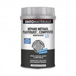 Répare métaux, plastiques,...