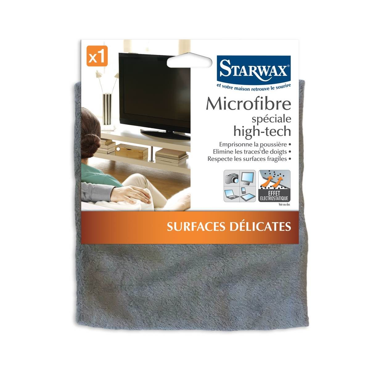 microfibre high-tech Starwax