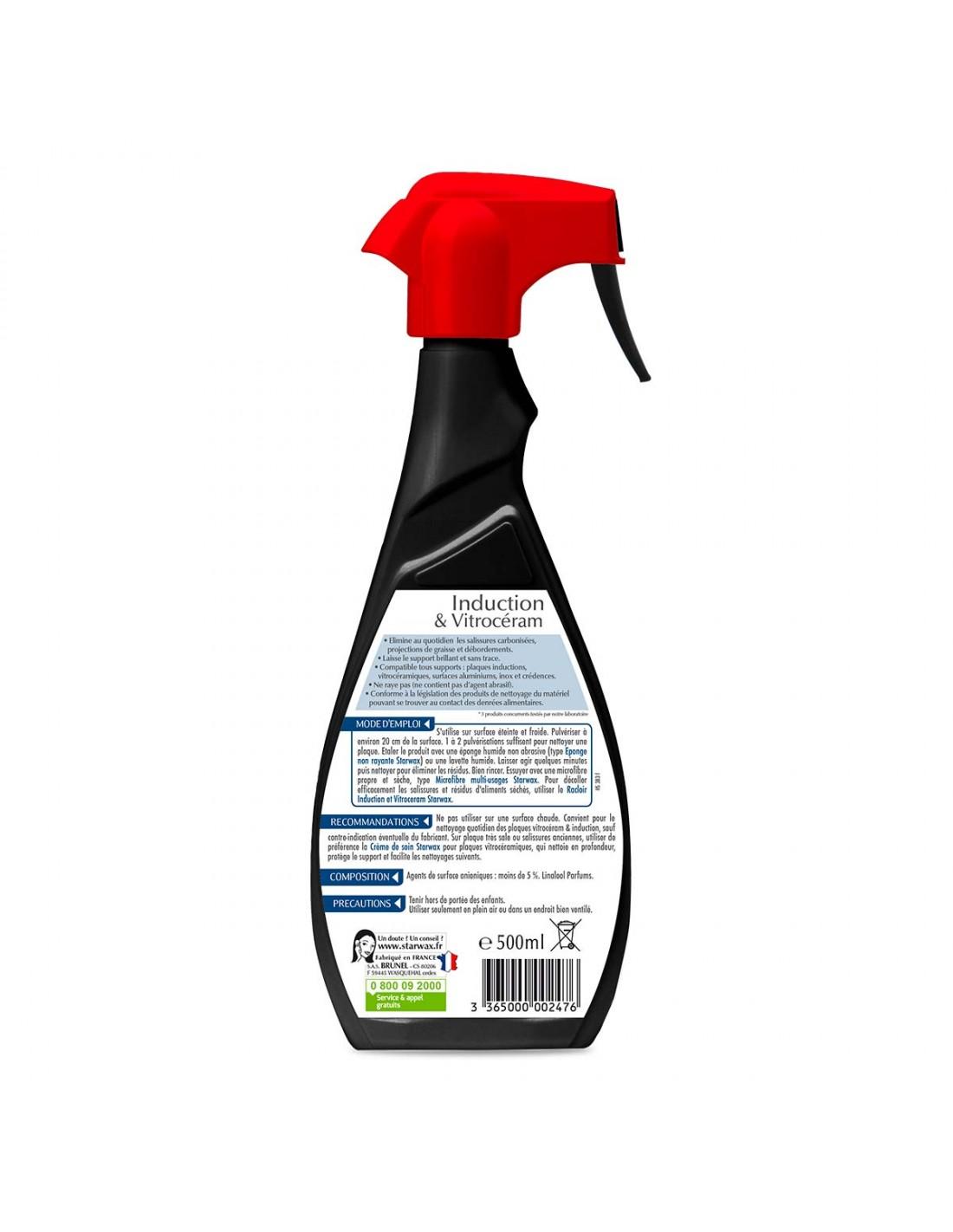 Produit Pour Nettoyer Plaque À Induction produit nettoyage plaque induction