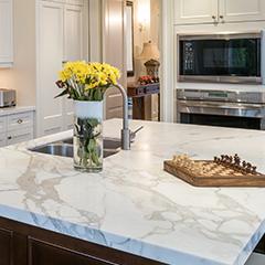 Produits d'entretien pour le marbre et les pierres naturelles