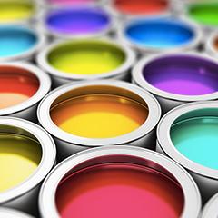 Nos produits pour la peinture