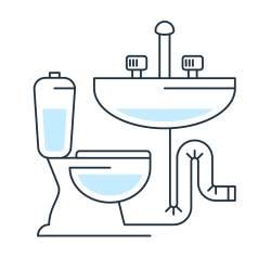 Schéma de canalisations
